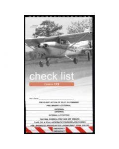 Sjekkliste Cessna 172 Check list
