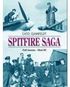 Spitfire Saga - Full Innsats Bind III Cato Gunfeldt