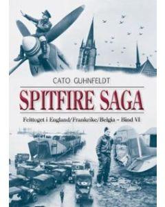 Spitfire Saga Bind VI - Felttoget i England/Frankrike/Belgia