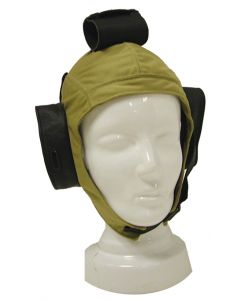 Stoff Hjelm Bomull/Flying helmet Cotton