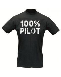 T-shirt 100% Pilot