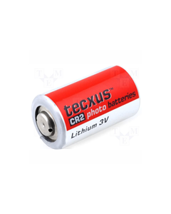 Tecxus Photo Battery Lithium CR2 3 Volt
