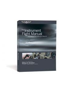 The Instrument Flight Manual ASA Rating & beyond