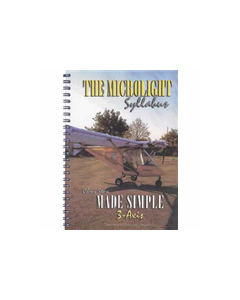 The Microlight Syllabus 3 Axis
