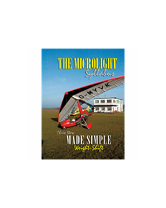 The Microlight Syllabus Weight Shift