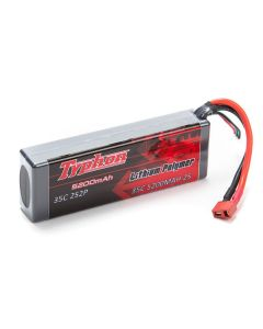 Typhon Hard Case 5200mAh 35C 2s batteri