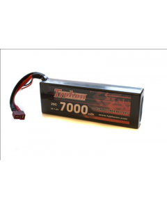 Typhon HardCase m/Deans 2S 7000mAh