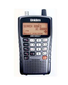 Uniden/Bearcat UBC125XLT Scanner