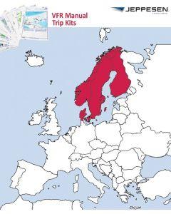 Jeppesen Trip Kit VFR Scandinavia
