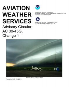 Aviation Weather Services Advisory Circular